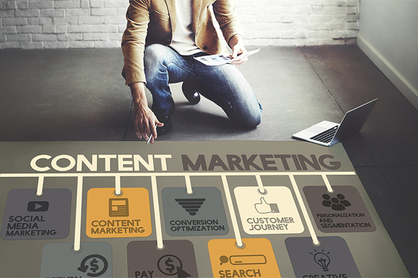 content marketing strategy madison wisconsin